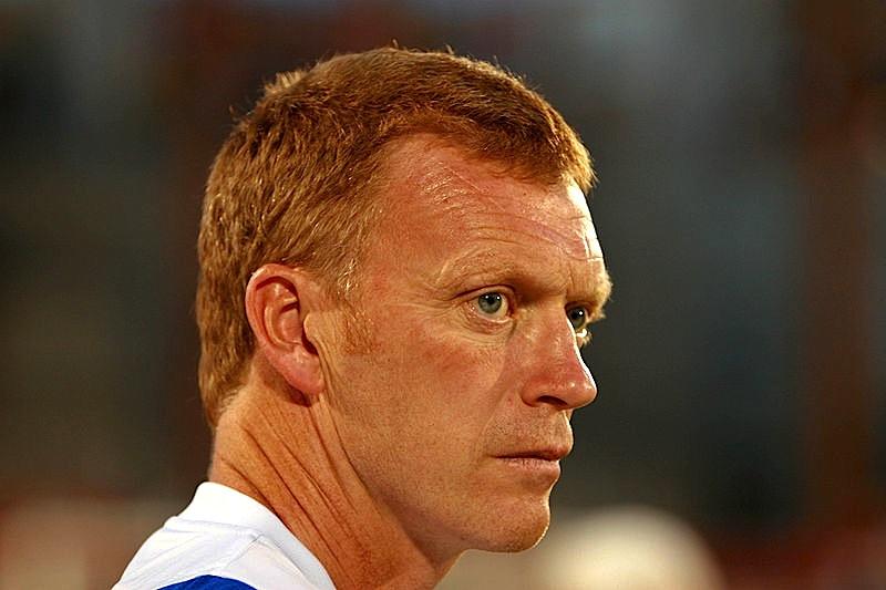David Moyes, ex-treinador do Manchester United