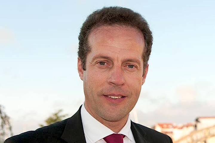 O presidente da Câmara Municipal de Aveiro, José Ribau Esteves