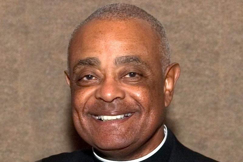O arcebispo de Atlanta, Wilton Gregory