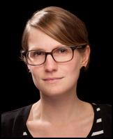 A arqueologista Michaela Binder, da Universidade de Durham