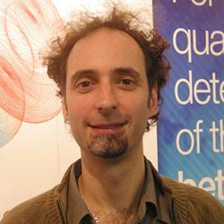 O investigador Carlos Saura