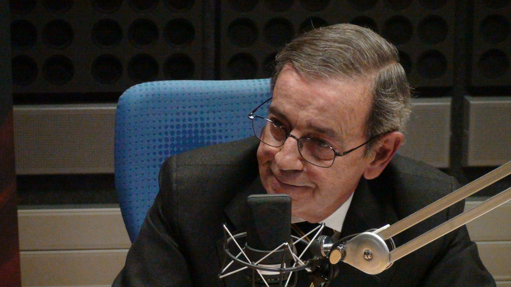 O presidente do Fórum para a Competitividade, Pedro Ferraz da Costa