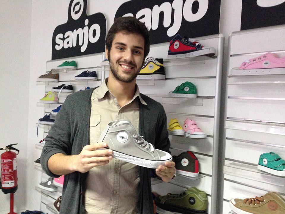 Sanjo retoma produção e vai vender nova coleção na Amazon