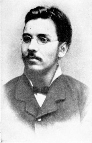 Wilfrid Michael Voynich c. 1885