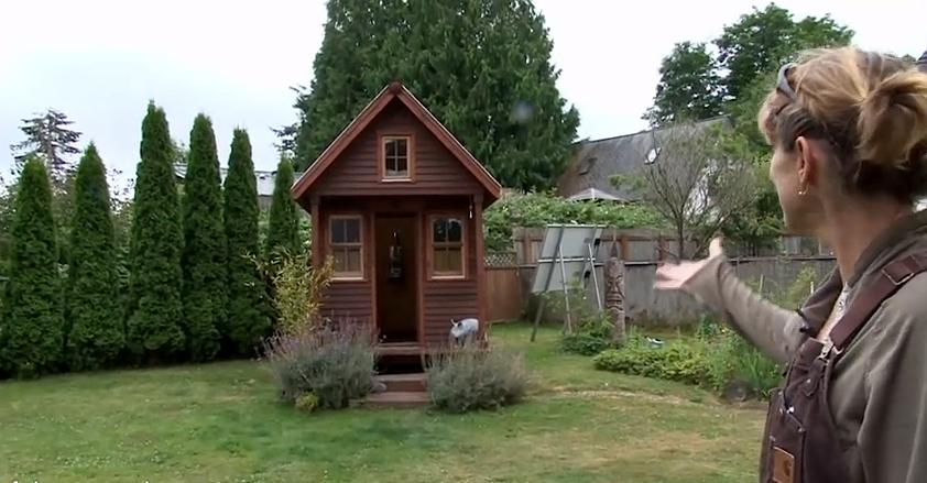 A Tiny House de Dee Williams