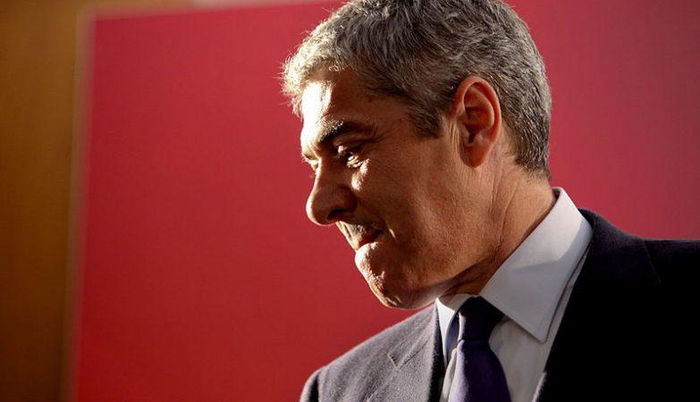 Ex-primeiro-Ministro e ex-líder do PS, José Sócrates