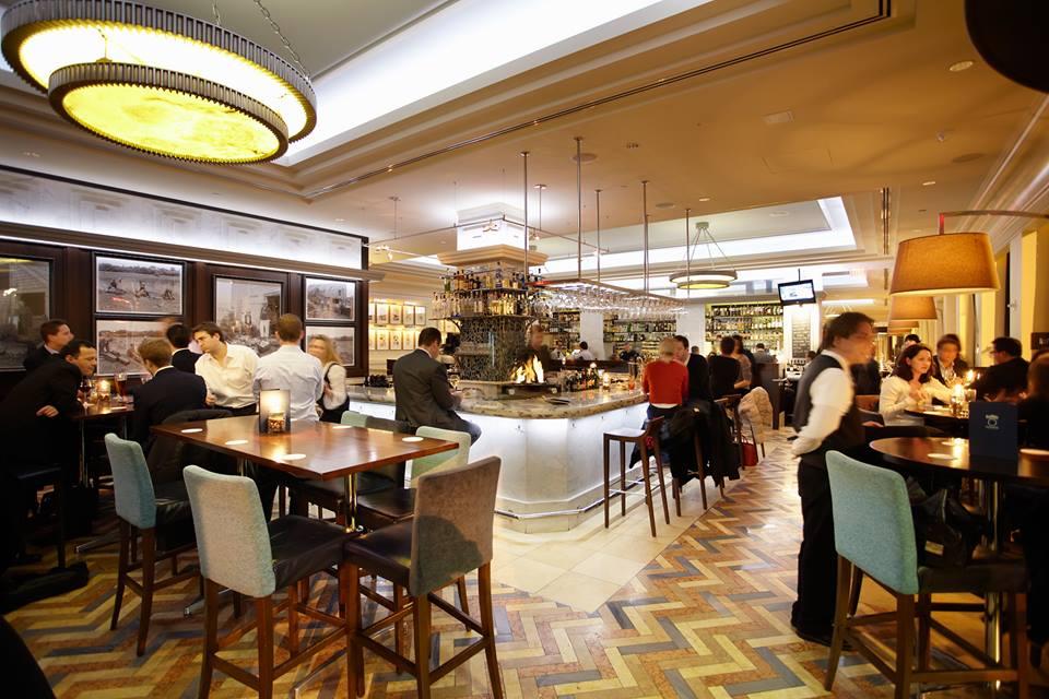 Restaurante Oceana, em Nova Iorque