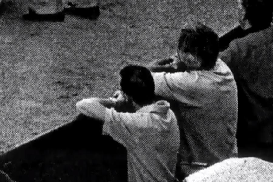"""frame de """"A Caça Revoluções"""""""