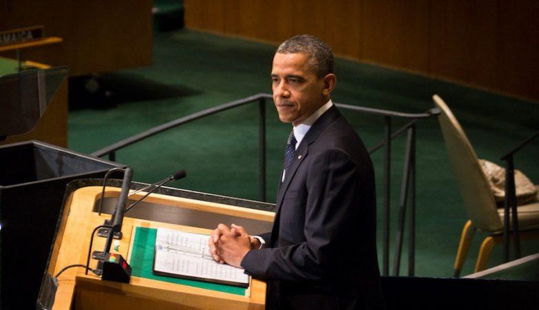 Barack Obama na Assembleia Geral das Nações Unidas