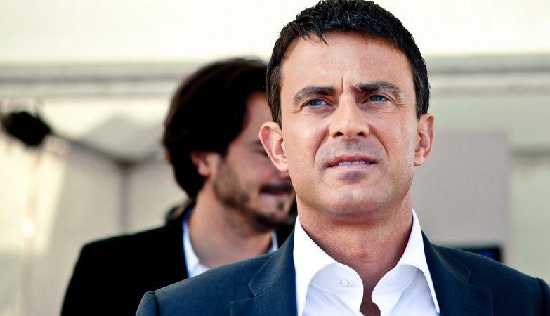 Manuel Valls, primeiro-ministro da França