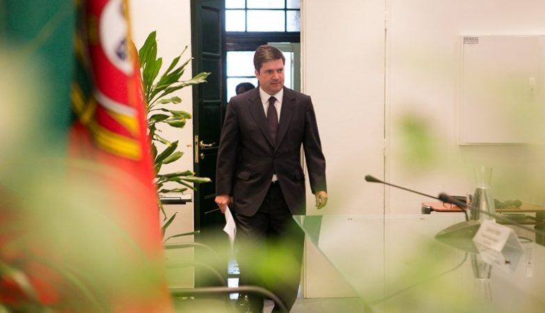 O secretário de Estado dos Assuntos Fiscais, Paulo Núncio