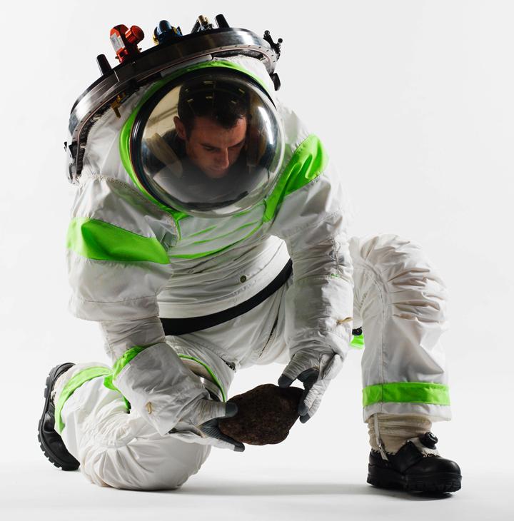 O Z-1, modelo de fato espacial de 2012 da NASA