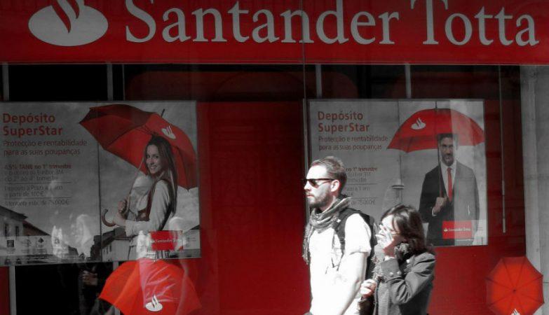 Justiça britânica volta a dar razão ao Santander no caso dos swaps