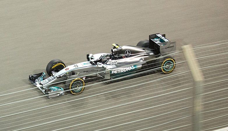 Nico Rosberg, Mercedes F1 2014