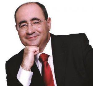 Rogerio Bacalhau, presidente da Câmara Municipal de Faro
