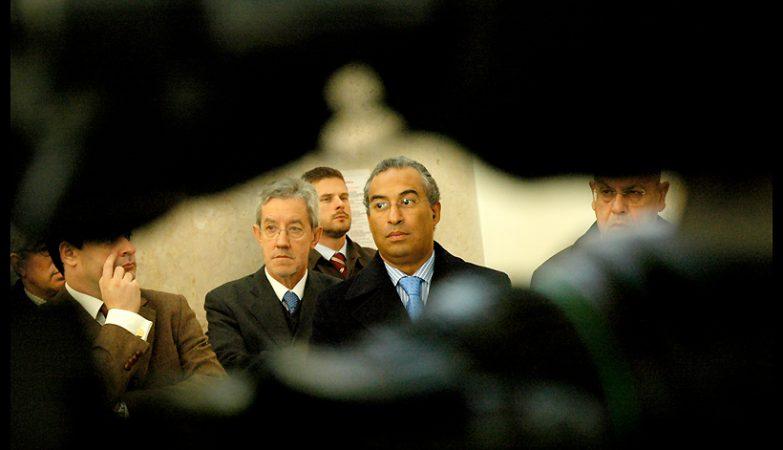 O secretário-geral do PS, António Costa,