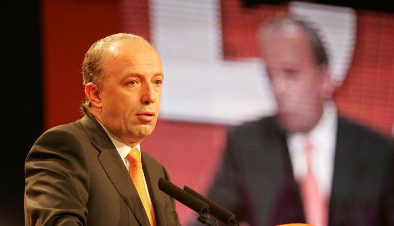 Ex-primeiro ministro, ex-presidente da câmara de Lisboa e Figueira da Foz, ex presidente do PSD e do Sporting, Pedro Santana Lopes