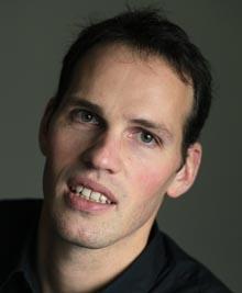 Ronald Hanson, professor na Technische Universiteit Delft