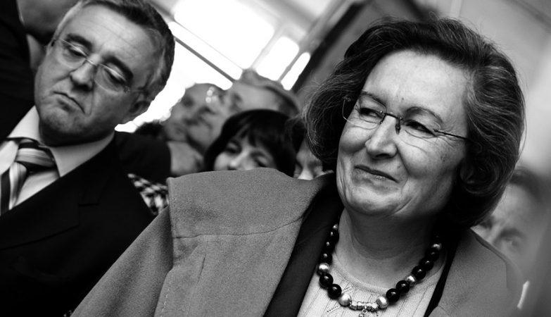 A ex-ministra da Educação Maria de Lurdes Rodrigues