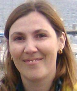 Rita Ferreira, investigadora da Universidade de Aveiro