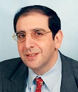 O professor francês,  especialista na visão, José-Alain Sahel