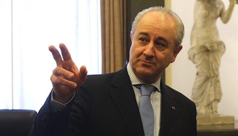 O ex-presidente da Câmara Municipal do Porto, Rui Rio