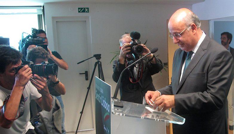 Fernando Seara, ex-presidente da Câmara Municipal de Sintra