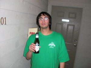 Aaron Ybarra, o suspeito do tiroteio em Seattle