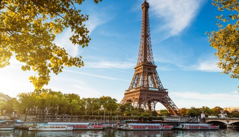 Torre Eiffel, Paris (França)