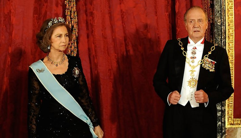 Rei Juan Carlos, Raínha Sofia