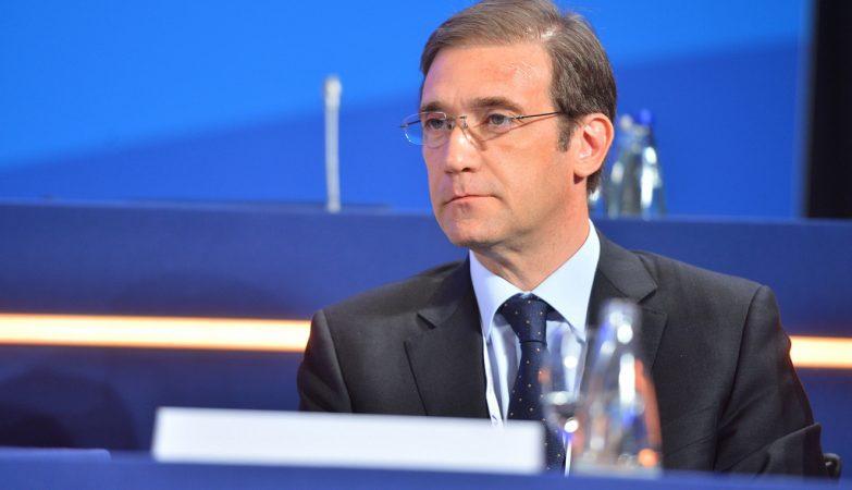 O Primeiro-ministro de Portugal, Pedro Passos Coelho