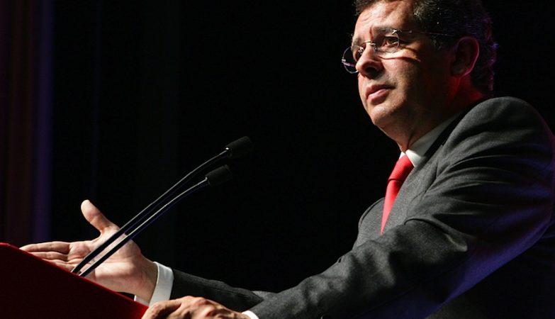 O secretário geral do PS, António José Seguro