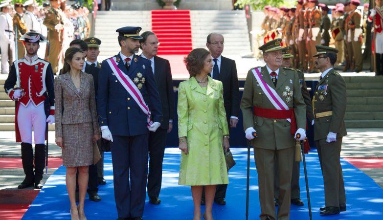 Juan Carlos, Felipe, Reis de Espanha, presente, passado, futuro