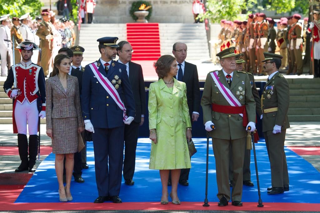 Reis de Espanha, presente, passado, futuro (?)