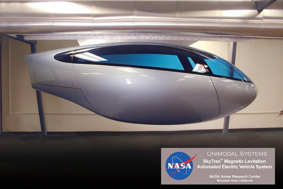 New Sky Car Levitation