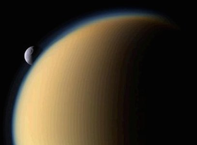 Titã, gémea da Terra