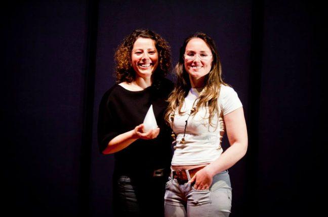 Ana Pais e Carla Pereira, as fundadoras da Beesweet