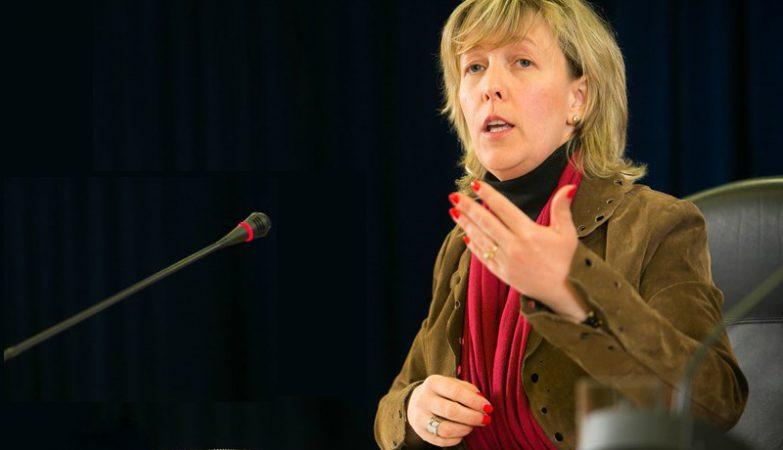 Ministra das Finanças, Maria Luís Albuquerque
