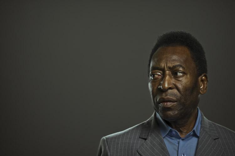 Edson Arantes do Nascimento, rei Pelé