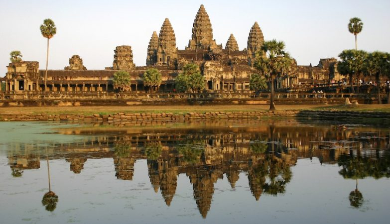 Templo de Angkor Wat, Siem Reap (Camboja)