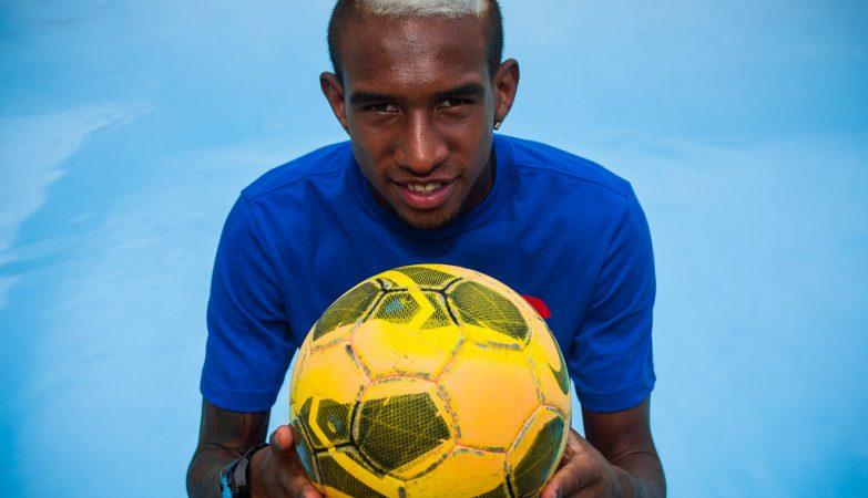 Anderson Talisca, o mais recente reforço do Benfica