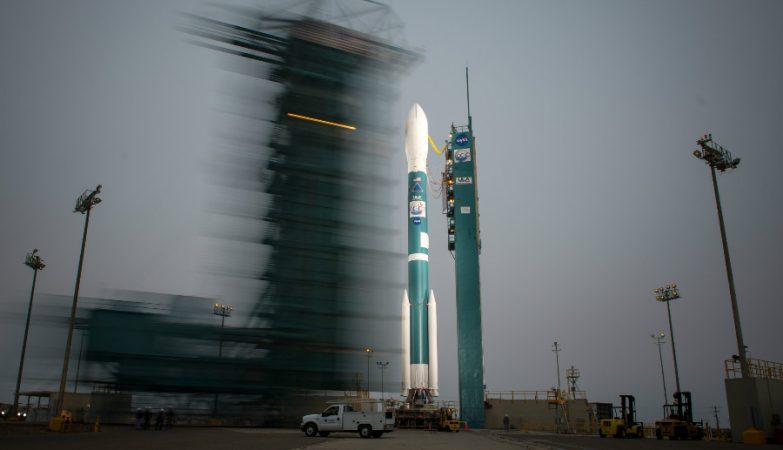 Lançamento do satelite OCO-2 CO2 da NASA