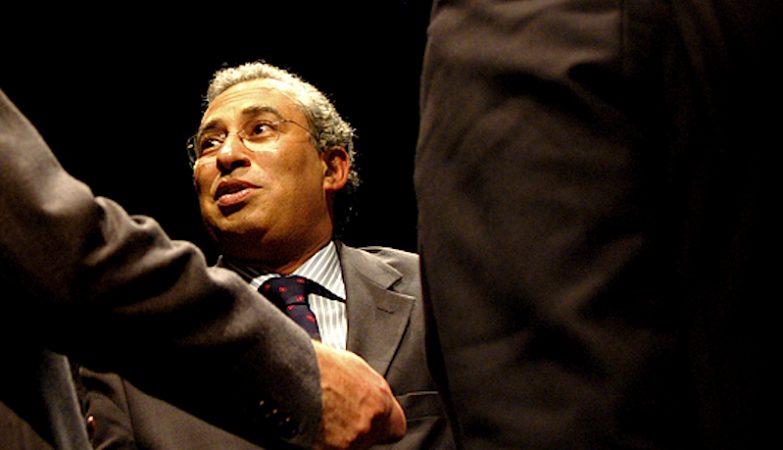 António Costa, presidente da Câmara Municipal de Lisboa