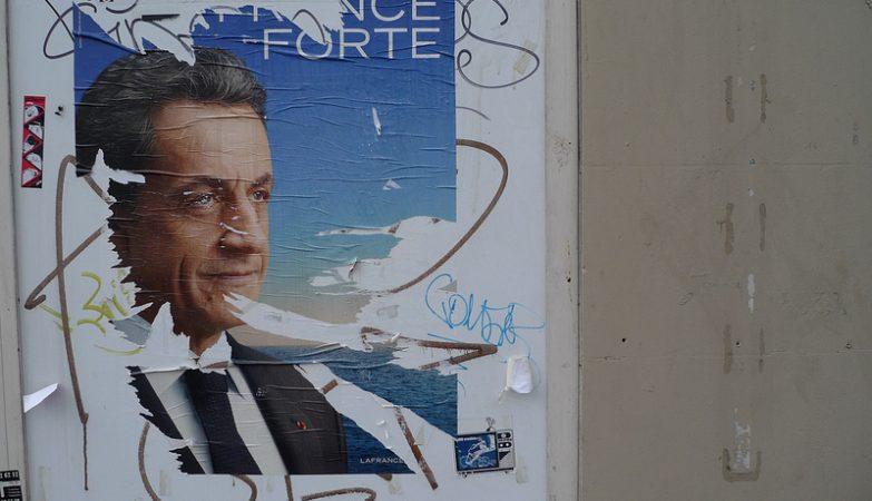 Nicolas Sarkozy, ex-presidente francês