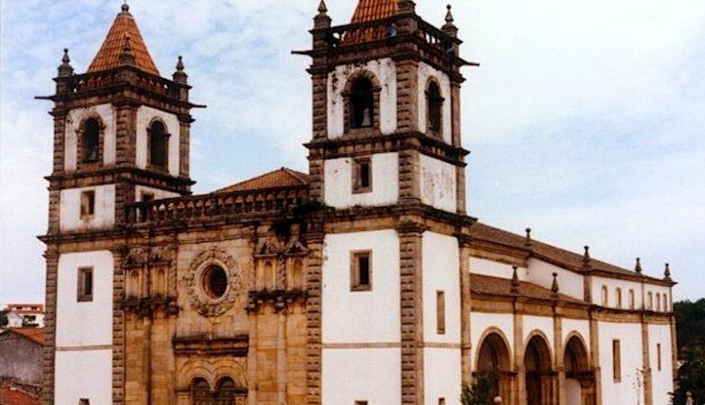 igreja do Santuário de Santo Cristo de Outeiro