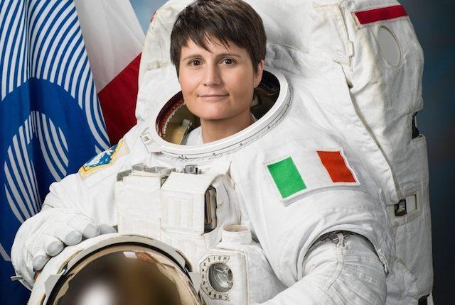Samantha Cristoforetti, a primeira astronauta italiana, vai levar café decente à ISS
