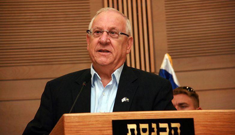 Reuven Rivlin, novo presidente de Israel