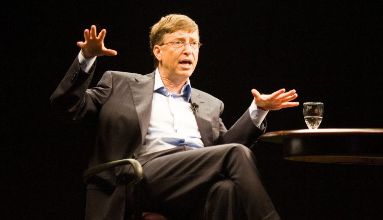 Bill Gates, o homem mais rico do mundo