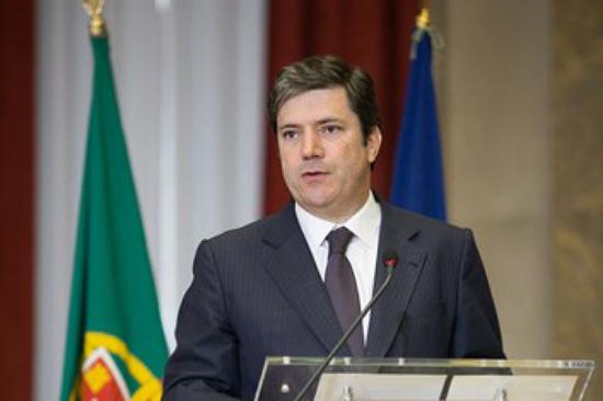 Paulo Núncio, secretário de Estado dos Assuntos Fiscais