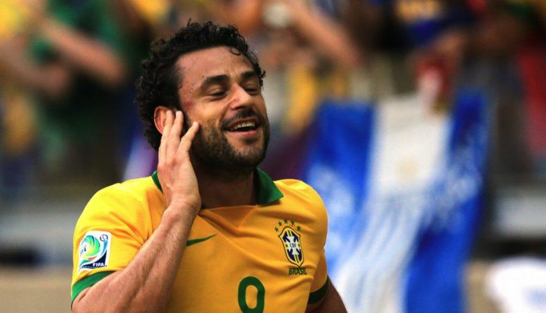 Fred nunca mais joga pela selecção brasileira